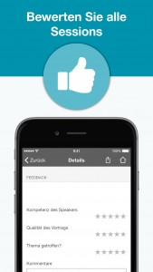 JAX Mobile App - Feedback