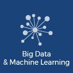 Big Data & Machine Learning Icon