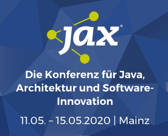 JAX – Die Konferenz für Java, Architektur- und Software-Innovation