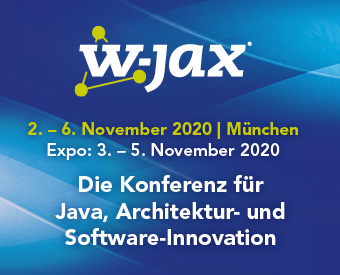 WJAX – Die Konferenz für Java, Architektur- und Software-Innovation