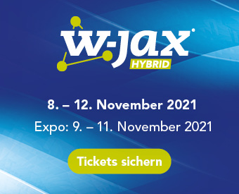W-JAX – Die Konferenz für Java, Architektur- und Software-Innovation
