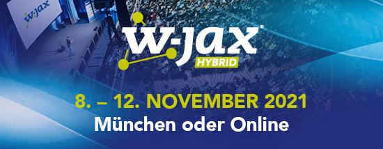Präsentiert von W-JAX 2021